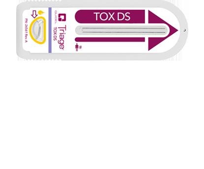トリアージテスト TOX Drug Screen